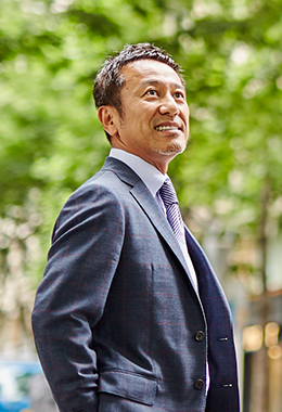 UNIVA CAPITAL Group Chairman and Group CEO Shuji Inaba